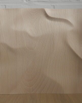 Wooden wall art beach