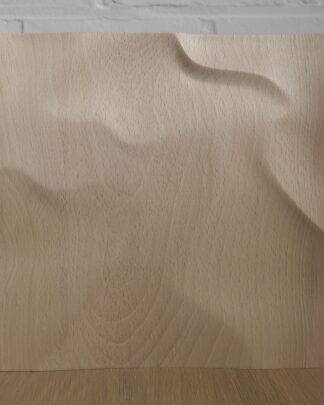 Wooden wall art beach